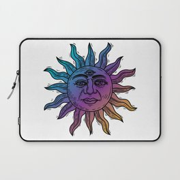 The sun is a star 002 Laptop Sleeve