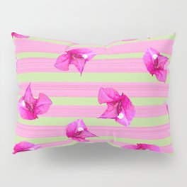 Flower Freefall Pillow Sham