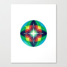Chromasphere Canvas Print