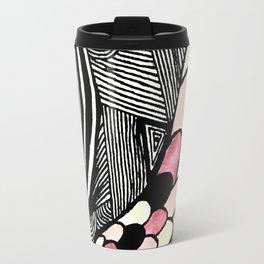 Zentangle #19 Travel Mug