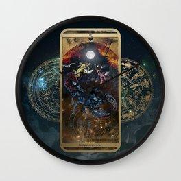 Zodiac : Scorpio Wall Clock