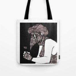 Plague Mask Tote Bag