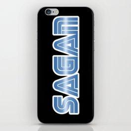 Sagan iPhone Skin