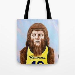 Teenwolf Tote Bag