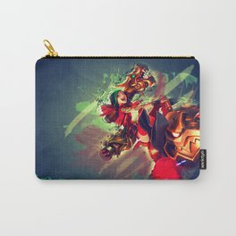 Jinx the loose cannon  Carry-All Pouch