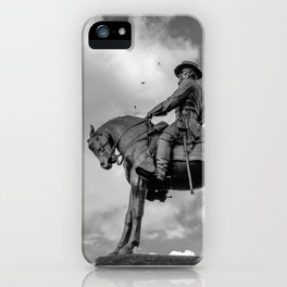 Time to go, time to remember iPhone Case