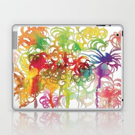 Leaking Rainbow Laptop & iPad Skin