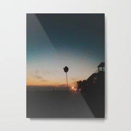 Newport Beach, California Metal Print