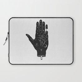 Palm reading Laptop Sleeve