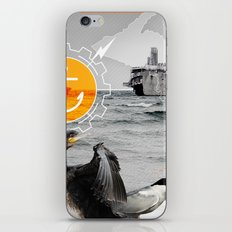 Manitou Shipwreck iPhone & iPod Skin