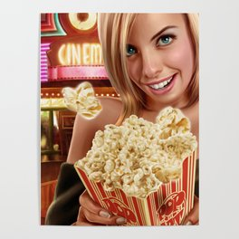 CINEMA POP Poster