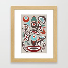 Tales from the iglu Framed Art Print