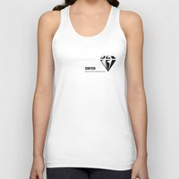 snatch Tank Tops featuring Snatch by Arian Noveir