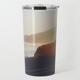 Santa Barbara, CA Travel Mug