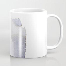 Navy Blue Abstract Coffee Mug