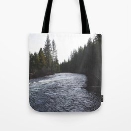 leave her wild Tote Bag