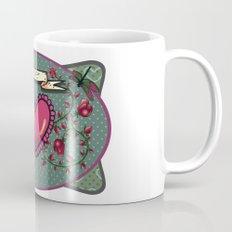 love  and heart Mug