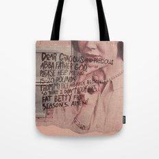 OH GOD, SEASON FIVE Tote Bag