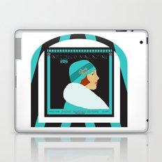 Art Deco Magazine Laptop & iPad Skin