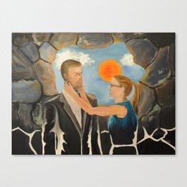 Olicity Canvas Print