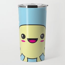 Kawaii Octopus Travel Mug