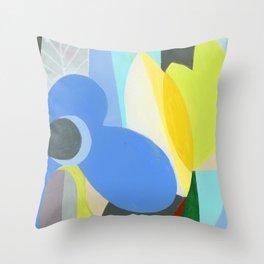 Chroma 9 Throw Pillow