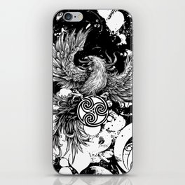 Phoenix Rising iPhone Skin