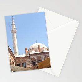 Mosque in Izmir, Turkey Stationery Cards