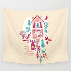 Romeo and Juliet Wall Tapestry