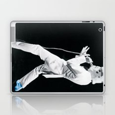 Blue Suede Trooper _ elvis and star wars Laptop & iPad Skin