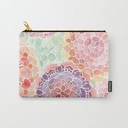 Dahlia's Lace Carry-All Pouch