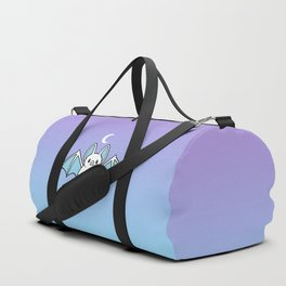 Cute Night Bat Duffle Bag