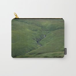 Green Carpet Carry-All Pouch