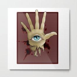 Omnipotence Metal Print