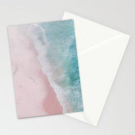 ocean walk Stationery Cards