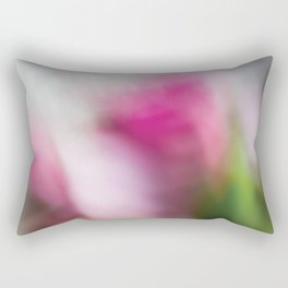 Dreaming Flowers Rectangular Pillow