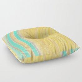 Beach Day Dreamin' Floor Pillow