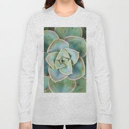 Succulent 02 Long Sleeve T-shirt