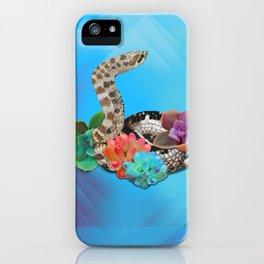 Precious Babe iPhone Case