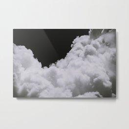 Night Clouds Metal Print