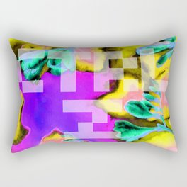 Floral Spring - (6) Rectangular Pillow
