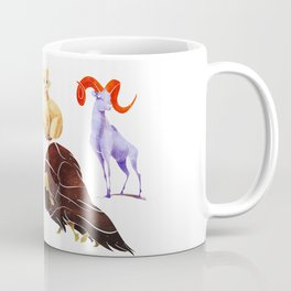 Arctic animals Coffee Mug