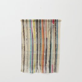 Record Collection Wall Hanging