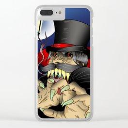 The Ripper Clear iPhone Case