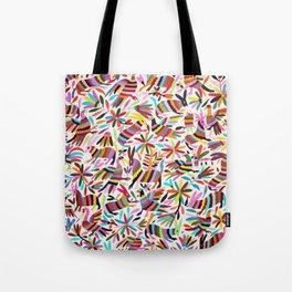 Colores de Primavera Tote Bag