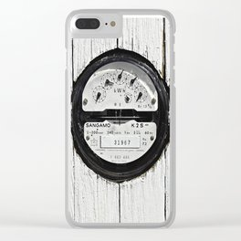 Made to Measure Clear iPhone Case