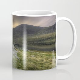 Tryfan By Morning Coffee Mug