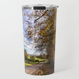 Autumn Walk Travel Mug