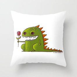 SantJordi Throw Pillow