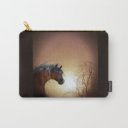 HORSE - Misty Carry-All Pouch